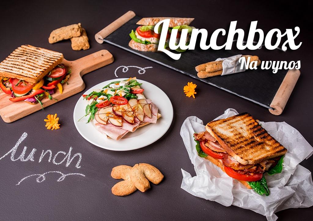Lunchbox na Wynos