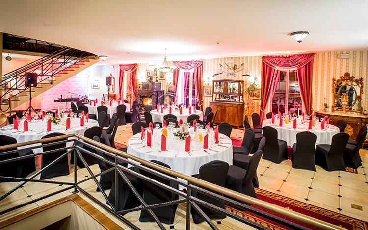 Imprezy okolicznościowe w Restauracji Cesarskiej